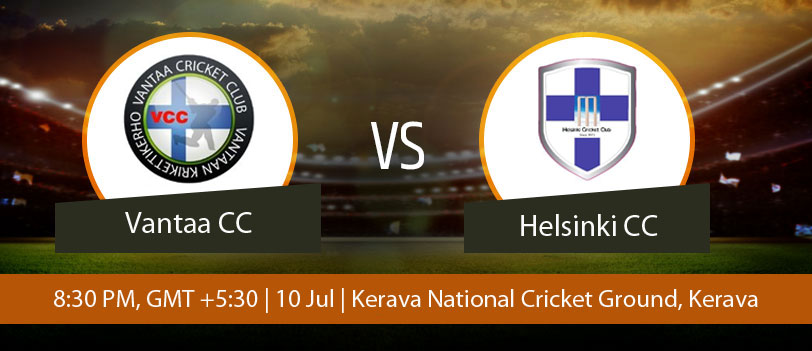 Vantaa Cricket Club vs Helsinki Cricket Club