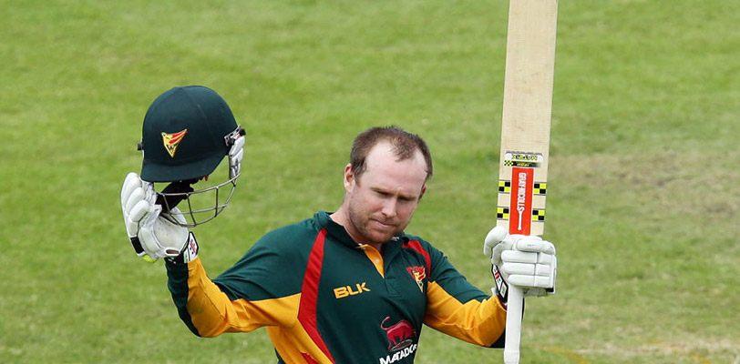 Tasmania vs Cricket Australia XI