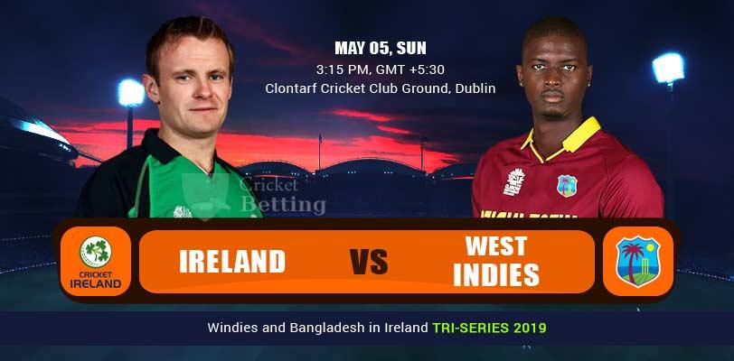 Ireland vs West Indies
