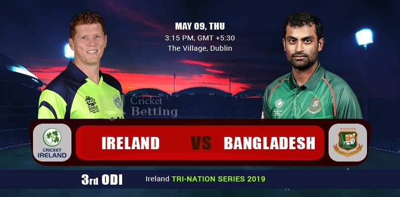 Ireland vs Bangladesh