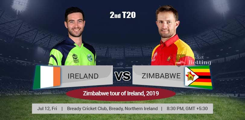 Ireland vs Zimbabwe