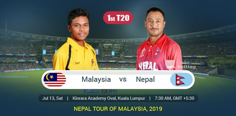 Malaysia vs Nepal