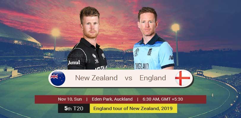 New Zealand vs England