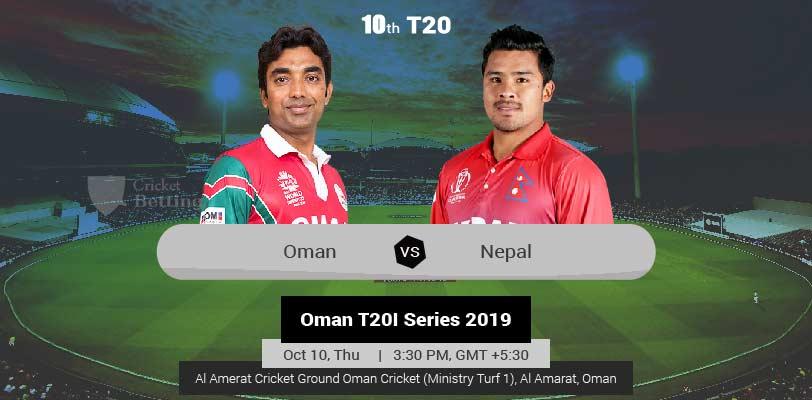 Oman vs Nepal