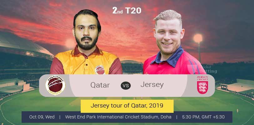 Qatar vs Jersey