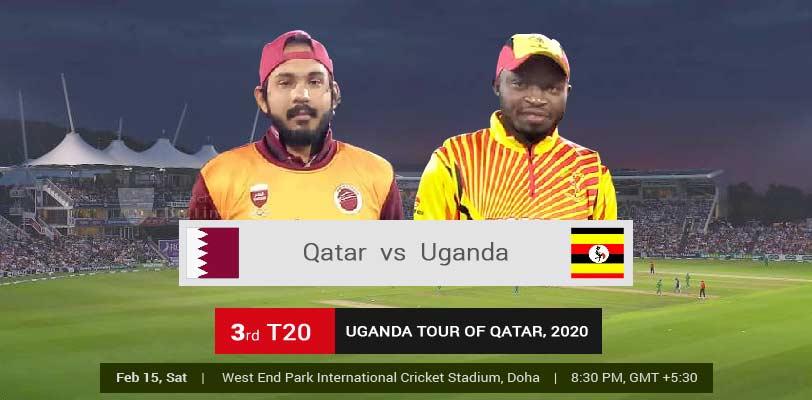 Qatar vs Uganda