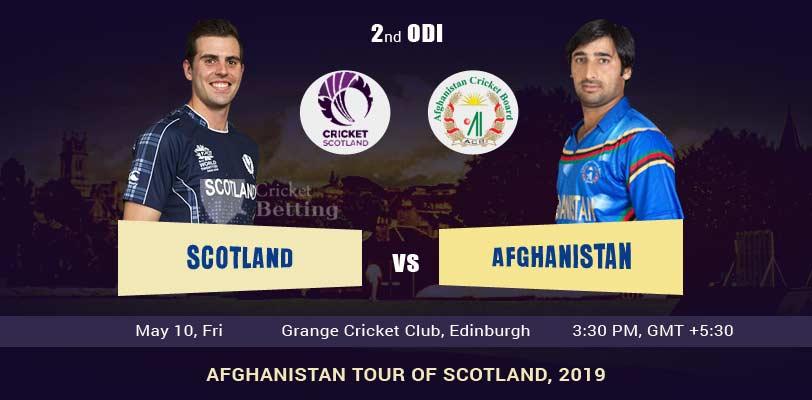 Scotland vs Afghanistan