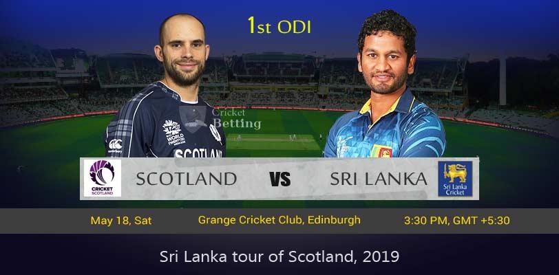 Scotland vs Sri Lanka