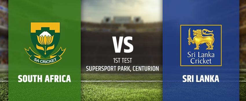 South Africa vs Sri Lanka
