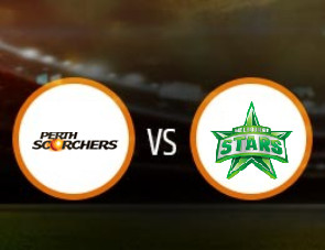 Perth Scorchers vs Melbourne Stars BBL T20 Match Prediction