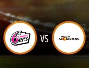 Sydney Sixers vs Perth Scorchers BBL T20 Final Match Prediction