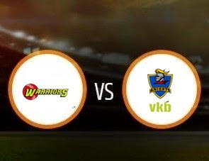 Warriors vs Knights CSA T20 Match Prediction