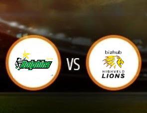 Dolphins vs Lions CSA T20 Match Prediction