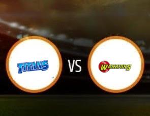 Titans vs Warriors CSA T20 Match Prediction