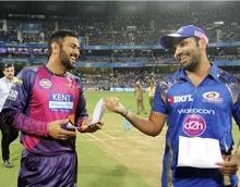 Rising Pune Supergiants vs Mumbai Indians