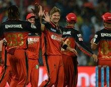 Kings XI Punjab Vs Royal Challengers Bangalore