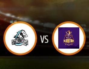 Jaffna Stallions vs Galle Gladiators LPL Match Prediction