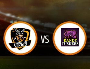 Dambulla Viiking vs Kandy Tuskers LPL Match Prediction