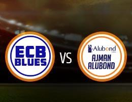 ECB Blues vs Ajman Match Prediction