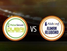 Dubai vs Ajman Match Prediction
