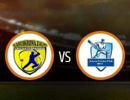 Karlskrona Zalmi vs Ariana Cricket Club  Match Prediction