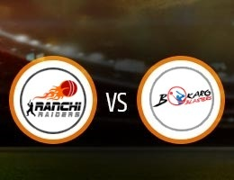 Ranchi Raiders vs Bokaro Blasters Match Prediction