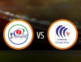 Olten CC vs Cossonay CC Prediction