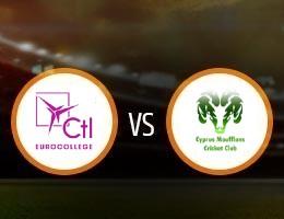 CTL EuroCollege CC vs Cyprus Moufflons Match Prediction