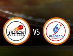 Ranchi Raiders vs Dhanbad Dynamos Match Prediction