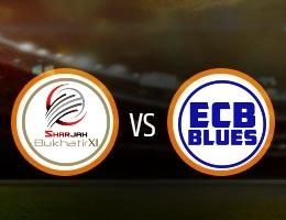 Sharjah vs ECB Blues Match Prediction