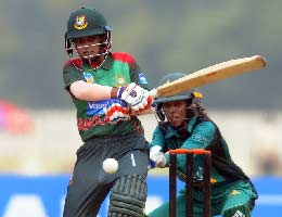 Bangladesh Women vs Ireland Women 1st Semi Final Prediction