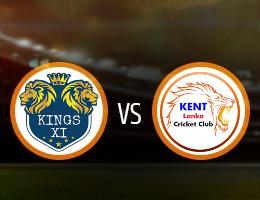 Kings XI vs Kent Lanka Match Prediction