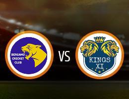 Bergamo vs Kings XI Match Prediction