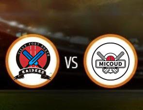 Vieux Fort North Raiders vs Micoud Eagles T10 Match Prediction
