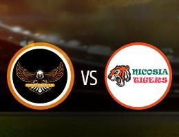 Cyprus Eagles CTL vs Nicosia Tigers Match Prediction