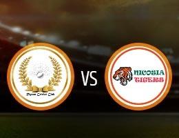 Riyaan CC vs Nicosia Tigers Match Prediction