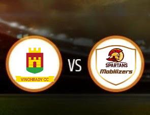 Vinohrady CC vs Prague Spartans Mobilizers T10 Match Prediction