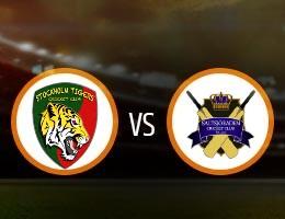 Stockholm Tigers vs Saltsjobaden CC Match Prediction