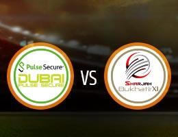 Dubai vs Sharjah Match Prediction