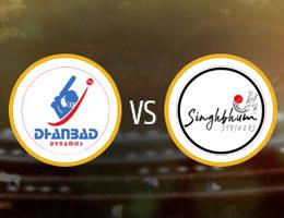 Dhanbad Dynamos vs Singhbum Strikers Match Prediction