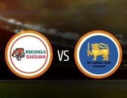Nicosia Tigers CC vs Sri Lankan Lions CC Match Prediction