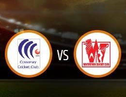 Cossonay CC vs Winterthur CC Prediction