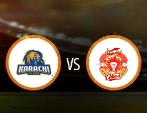 Karachi Kings vs Islamabad United PSL T20 Match Prediction