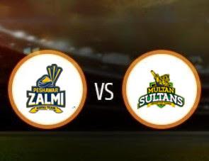 Peshawar Zalmi vs Multan Sultans PSL T20 Match Prediction