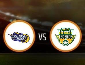 Sri Lanka Legends vs South Africa Legends Semi Final Match Prediction