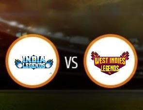 India Legends vs West Indies Legends Semi Final Match Prediction