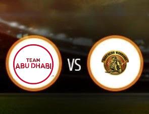 Team Abu Dhabi vs Northern Warriors T10 Match Prediction