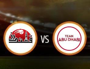Qalandars vs Team Abu Dhabi T10 Eliminator Match Prediction