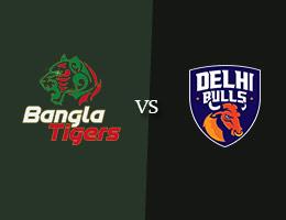 Bangla Tigers vs Delhi Bulls T10 Prediction