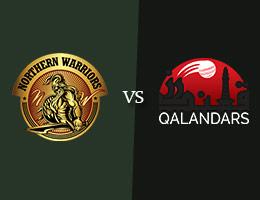 Northern Warriors vs Qalandars T10 Prediction